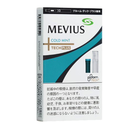 MEVIUS COLD MINT for Ploom TECH+