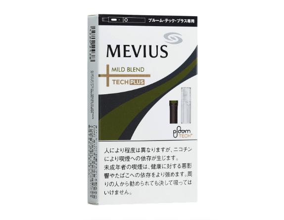 MEVIUS MILD BLEND for Ploom TECH+