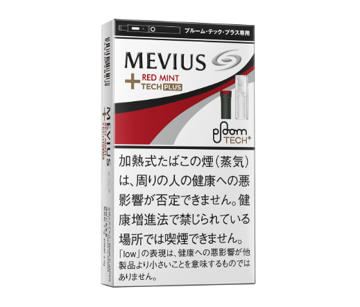 MEVIUS RED MINT FOR Ploom TECH+
