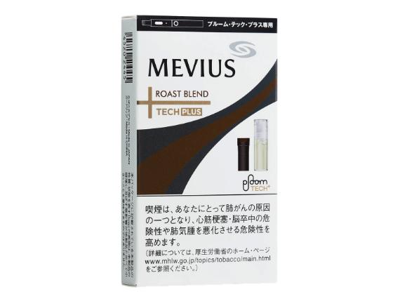 MEVIUS ROAST BLEND for Ploom TECH+
