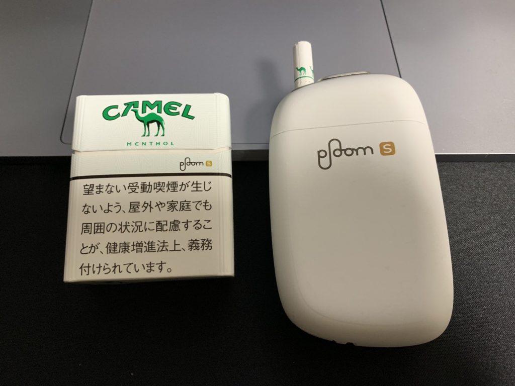 PloomS-camel-menthol-package-image